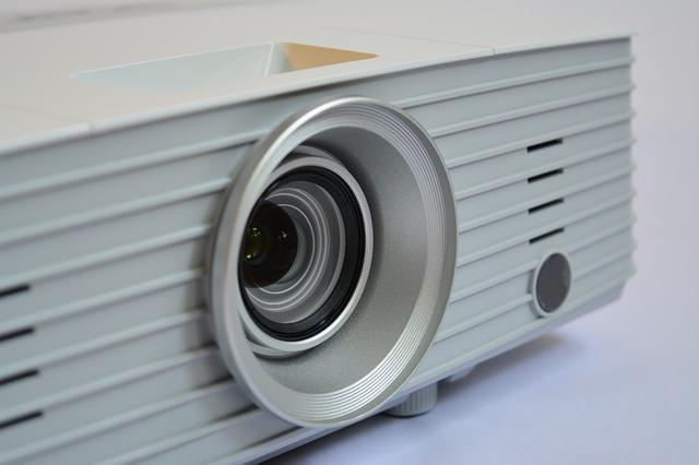 projektor na obrázky