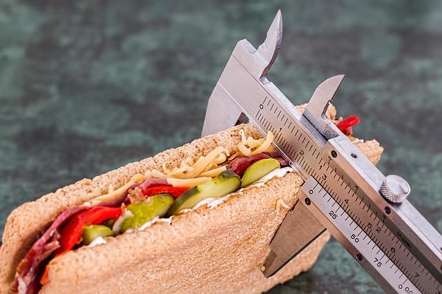 dietní jídlo