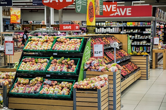 jablka na prodej
