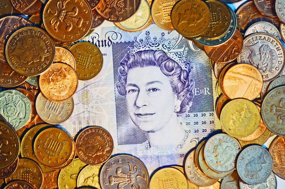 měna britská